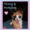 Porkchop & Missy 6.27.05