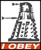 me - obey dalek