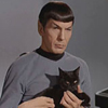 spock and isis