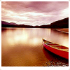 landscapes - canoe