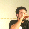 Claire: bsg // aaron ~ beer is good