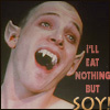 Communistic-Socialist MMM...Toasty!: Bat Boy nothing but soy