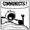 etc // scared of commies
