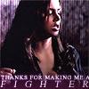 Faith: fighter- tinkermellie