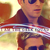 Ezz Valdez: CSI greg geek squad