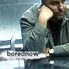 CSI - Grissom - Bored // [purposeicons]