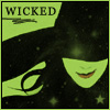 Wicked: Playbill cover