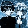 KKM - Yuuri/Wolfram - blue doujinshi