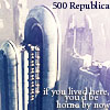 500 Republica - Coruscant living at its finest