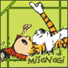 Misanagi: Calvin & Hobbes