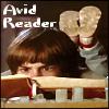 Eric: avid reader
