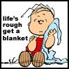 Misc: Linus Blanket
