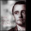 Carla: Napoleon Solo hide yr secrets (sith)