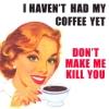 Coffee - kill