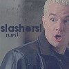 Slashers run