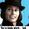 Wonka - Weird