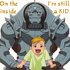 Kid on the Inside