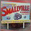 Heather: S is for Smallville by beeej