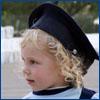 профиль в шапке