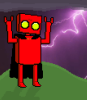 red_robot