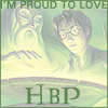 Proud to love HBP