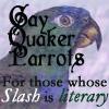 Gay quaker parrots 2
