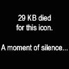 moment of silence