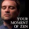 Sara: moment of zen