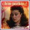 chin jerking scarlett: brn_gamble