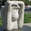 Chris McKitterick: stone monkey