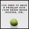 Brain Missing