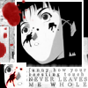 lain (bloody) - crazylittleme
