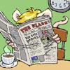 Mousie - Newspaper
