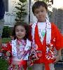Kyle & Alani Obon 2005