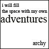 archy 2 - Adventures