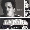 sex pistols + jrm