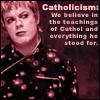 misscake: Catholicism