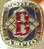 best imitation of myself: Red Sox Ring
