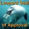 Speaker-to-Customers: Leopard Seal