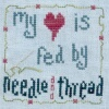 Senora Sassafrass: Fed by thread