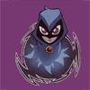 Chibi-Raven!