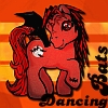 My Little Pony Dancing Bats by natas_ams