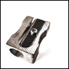 contents under pressure / handle with care: design - pencil sharpener