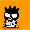 contents under pressure / handle with care: sanrio - reading