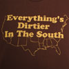 dirty south.
