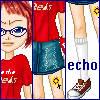 echo: echo red tat