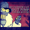 .// Bender + Fandom