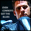 Kaz: Cowboys Get The Blues (John)