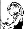 Lady Dragon: Girl - Drawing