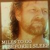 Odysseus/Miles to Go